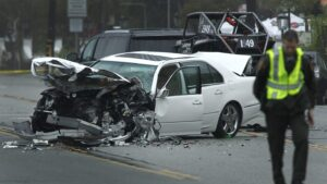 Westminster Car accident attorney